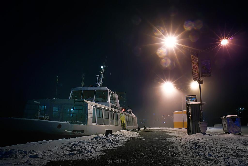 Катер на Радиогорку