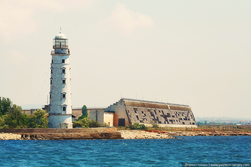 Херсонесский маяк и узел раннего обнаружения