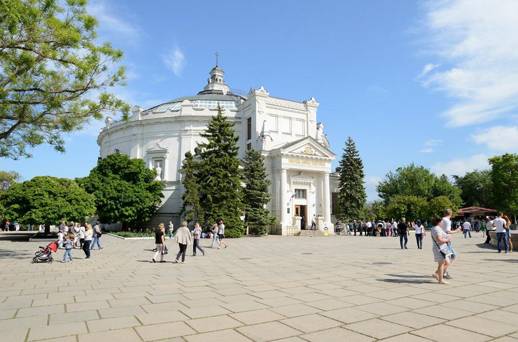 Музей на Историческом Бульваре
