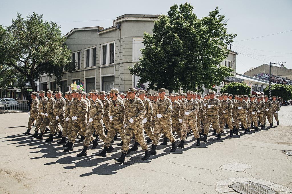Марш на День Победы