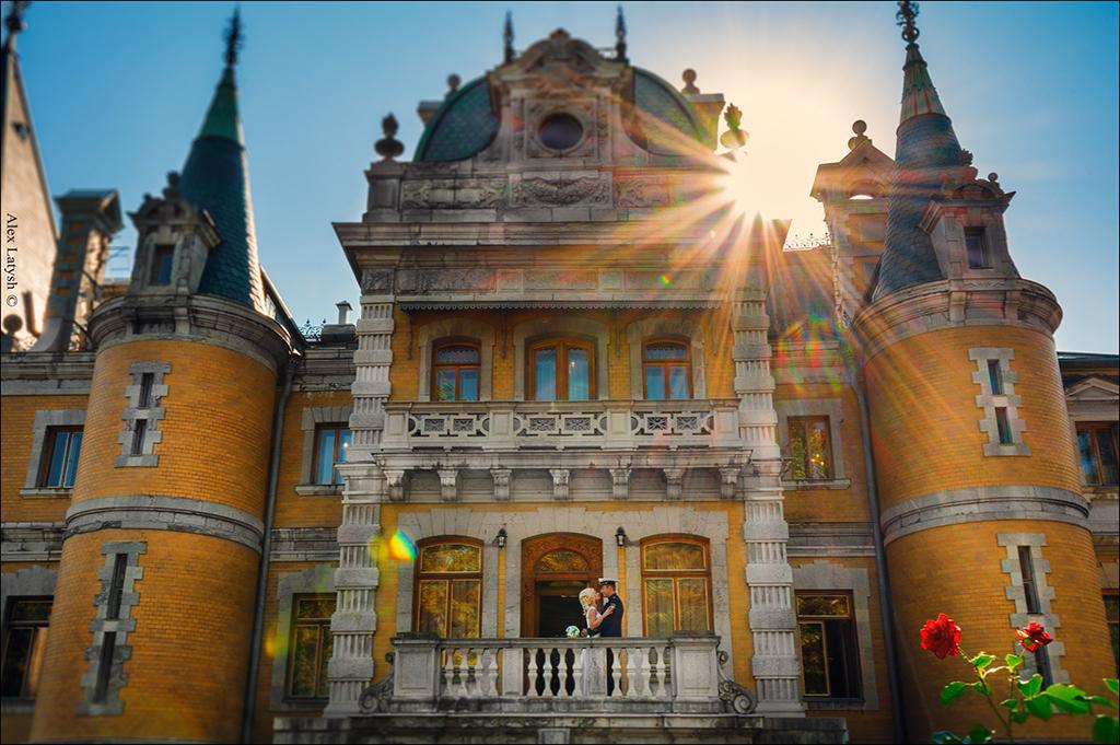 Массандровский дворец Дворец Императора Александра III