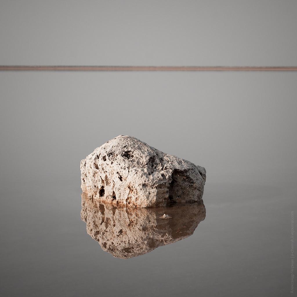 Кояшкое солёное озеро