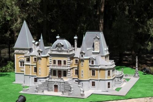 В Евпатории появился парк «Крым в миниатюре»