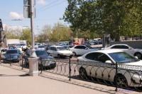В Севастополе хотят запретить парковку по центральному кольцу города