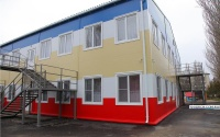 В Керчи готов к сдаче первый модульный детский сад