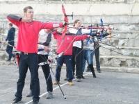 В Севастополе сразились лучшие крымские лучники