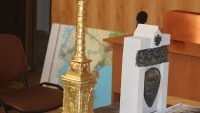 В Симферополе решили, как будет выглядеть памятник ополченцам