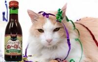 В Японии продают вино для кошек