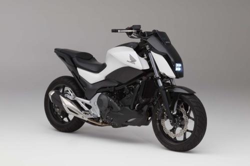 Honda выпустила самобалансирующие мотоциклы