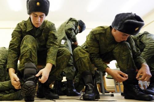В Крыму подвели итоги осеннего призыва в армию