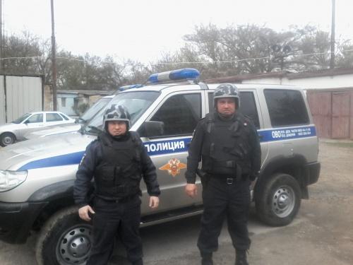 В г.Джанкое сотрудники Росгвардии задержали гражданина за хранение наркотических средств