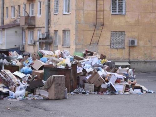 Вместо одной комиссии по мусору в Севастополе создают десять