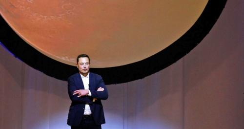 Элон Маск презентовал перед научным сообществом свой план колонизации Марса