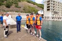 В Алуште открылась первая спасательная станция «РОССОЮЗСПАСа»