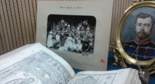 Ливадийское Древлехранилище покажет фотографии и предметы из жизни царской семьи
