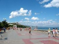 Реконструкция центральной набережной Алушты обойдётся в 151 млн. рублей