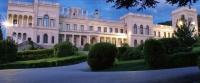 В Ливадийском дворце открылась выставка Санкт-Петербургского музея