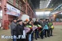 Керченский завод «Залив» увеличит количество работников до трёх тысяч человек
