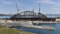 Министр транспорта РФ проверит стройку Керченского моста