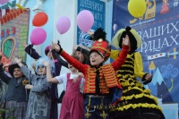В Евпатории прошёл один из известнейших детских театральных фестивалей «Земля. Театр. Дети»