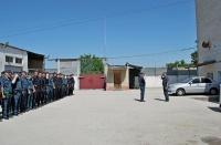 Сотрудники вневедомственной охраны Росгвардии по Республике Крым приняли участие в комплексных занятиях по выполнению требований безопасности в повседневной деятельности