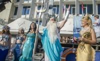 Севастополь с размахом отгулял День рыбака