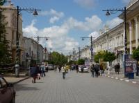 Госавтоинспекция рассказала о путях объезда на время перекрытия ул. Карла Маркса в Симферополе