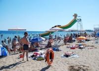 В Евпатории определили победителей конкурса по благоустройству пляжей