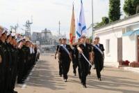 Посвященные 50-летию Средиземноморской эскадры ВМФ торжества проходят в Севастополе