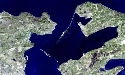 Керчь-Еникальский канал собрались реконструировать