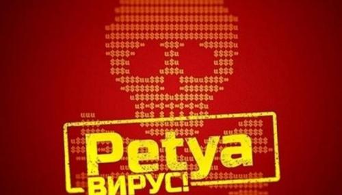 Вирус Petya атаковал серверы правительства Севастополя