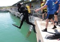 Севастополь во второй раз примет международный конкурс по водолазному многоборью «Глубина»