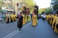 В честь годовщины крещения Руси в столице Крыма завтра пройдёт Крестный ход
