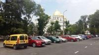 Тарифы на парковку в Симферополе не будут превышать 100 рублей за час