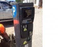 В Севастополе установили первый в истории города паркомат
