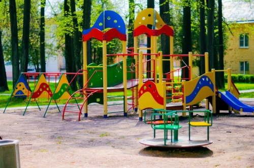 В Керчи разыграют детскую площадку