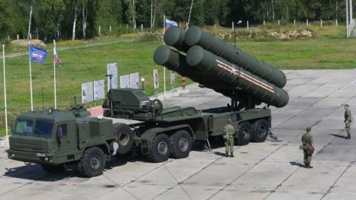 Комплексы С-400 передислоцируют для учений из Крыма в Астраханскую область
