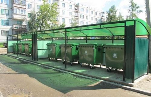 Власти Симферополя потратят почти 7 млн рублей на благоустройство контейнерных площадок