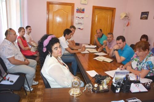 В Евпатории создана рабочая группа по проведению мониторинга состояния памятников, связанных с событиями Великой Отечественной войны