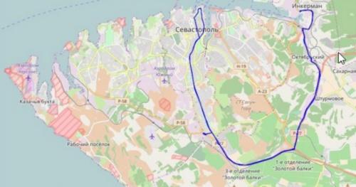 Появилось расписание движения троллейбусов в Инкерман