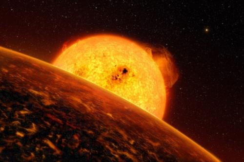 Что оставляет за собой бывший Горячий Юпитер?
