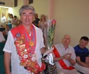 В Евпатории работников и ветеранов спорта поздравили с Днем физкультурника