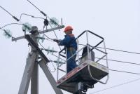 В Крыму около 20 населенных пунктов отключены от электроснабжения из-за непогоды