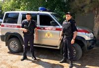 В г. Джанкое сотрудники вневедомственной охраны Росгвардии разыскали без вести пропавшего гражданина