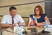 Евпатория и Северо-Эвенск подписали соглашение о сотрудничестве