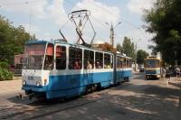 В Евпатории с 1 сентября проезд в трамвае подорожает на 2 рубля