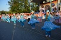 В Евпатории завершился фестиваль «Гезлев къапусы»
