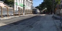 1 сентября откроют подъезд для автомобилей к симферопольской гимназии №1