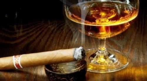 Правоохранители изъяли из незаконного оборота в Евпатории алкоголь и табак на 150 тысяч рублей