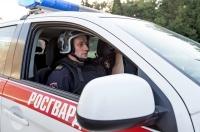 В г. Симферополе сотрудники Росгвардии задержали мужчину, похитившего 600 граммов красной икры